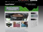 Liquid Rubber Europe   Vloeibaar Rubber Coatings