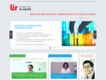 LIR - Les Entreprises Internationales de Recherche - Innovation et solutions en santé publique