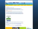 Lisbon Bike Tour and Outdoors