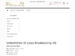 Lises Brudesalong AS | Brudekjoler Selskapskjoler
