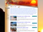 Ponza. Agenzia L39;isolana affitti estivi. Webcam in diretta.