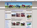 Mini traktoriai is Japonijos