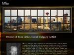 Litke. ca | Home of Local Calgary Artist, Ron Litke