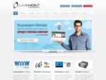 LiveHost - Streaming de áudio e vídeo, hospedagem e revendas, Dedicado | www. livehost. com. br