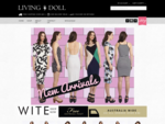 Online clothing store - Buy womens and ladies fashion | Living Doll