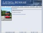 Bussarrangör, Bussresor Bussföretag Ljungs Bussar