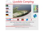 Ljusdals Camping Stugor - CampingKeyEurope Familjecamping i Ljusdal Hauml;lsingland Gauml;vl