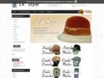 sklep - LK STYLE – kapelusze, czapki, galanteria, szale, teczki, rękawiczki