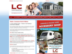 Static Caravans North Wales - Lloyds Caravan Sales