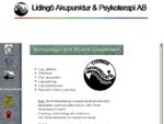Lidingö Akupunktur och Psykoterapi