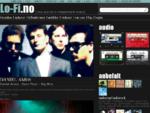 lo-fi. no | nettbutikk med vekt på folk, americana, indie pop og rock