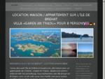 Location Villa Ile de Brehat - Maison Jardin Bretagne Cotes d'Armor Garen An Traou