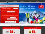 Location ski Sauze - BENOIT-LIZON SPORT