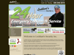 Lockhart's Security - Welcome to Lockhart's Security Inc.