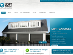 Garages | Kitset Garages | Garage builders Loft Garages Auckland