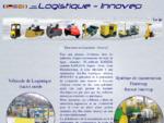 Logistique - Innovep - Véhicule Electrique - Tracteurs