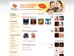 SMSfun. sk - Predaj mobilného obsahu - zvonenia, obrázky, videá, java hry, zvuky