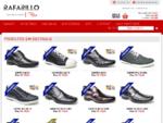 Sapato é Rafarillo - Loja de Calçados Masculinos