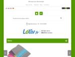 Loliv. fr - Vente en ligne d'articles d'artisanat méditerranéen