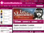 Billetter til musikaler og teater i Londons West End. Bestill eller kjøp online hos ...