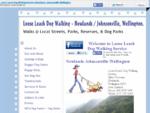 Loose Leash Dog Walking Newlands Johnsonville, Wgtn. - Home