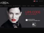 L'Oréal Paris. Make Up, styling, cura dei capelli, colorazione, l'Oréal Paris.