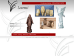 Lorenzi F. lli fonderia artistica arte funeraria e della stamperia artistica incisioni- Brescia