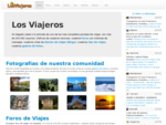 Portal de Viajes con Galeràas de Fotos, Foros de Viajes, Noticias, Listas de Viajeros, Enlaces