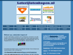 Alle Nederlandse loterijen op een rijtje