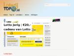 Loterij Top 10 - Alle informatie over de Nederlandse loterijen