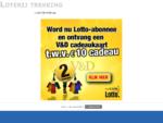 Loterijtrekking | Loterij trekking