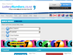 Latest New Zealand Lotto Results - Lotto, Powerball more