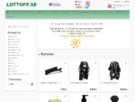 LottOff Online Shop , Frisörsax, klippkappa, Hårvård, HÅRDSOMFAN