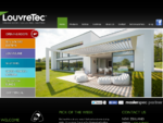 Louvre Window Blinds, Window Shutters, Opening Roof - Louvretec