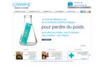 Site officiel de Lovamine®, perdre du poids et mincir durablement et sainement