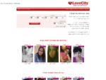 אתר הכרויות - LoveCity. co. il