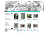 LovelyHomeGarden, inredning för hem och trädgård