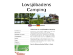 Lovsjö Camping