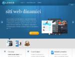 Loweb. Low Cost Web Agency - Realizzazione siti web dinamici, siti e-commerce, registrazione ...