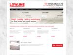 Lowline Ceilings Ltd