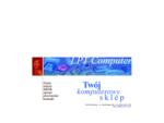 LPT Computer - komputery, kasy fiskalne Aplikacje Gastronomiczne.
