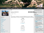 Leidsch Studenten Rugby Gezelschap - Home