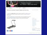 Treadmill service | Auckland treadmill Repairs