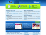 LTweb s. r. o. - internetová řešení redakční systémy, internetové obchody, prodej zájezdů, SEO,