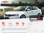 Úvod - Lubocar - predaj štvorkoliek, autopožičovňa, servis automobilov