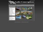 LUDO CONCEPTION - Preacute;paration Location Assistance Voitures de Rallye