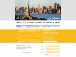 Lufthansa | Soutěž o 2 letenky z Prahy do Evropy a další ceny