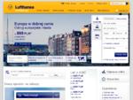 Lufthansa ® - Lufthansa ® - Book cheap flights online | Lufthansa airline tickets to worldwide ...