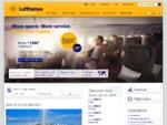 Lufthansa ® - Online flight offers | No booking fee │ Book cheap flights worldwide