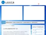LUHTA-Kiinteistöt Oy, Lahti